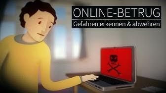 Online-Betrug - Gefahren erkennen und abwehren!