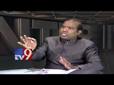 Murali Krishna's Encounter with KA Paul - TV9