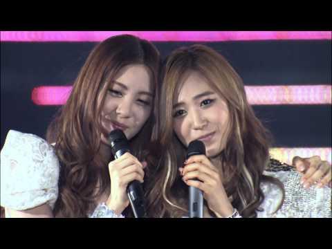 Girls' Generation Japan 1st Tour - Talk / Snowy Wish / Etude / Kissing You / Oh! 1080pHD