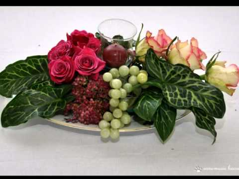 art floral compositions automnales youtube. Black Bedroom Furniture Sets. Home Design Ideas