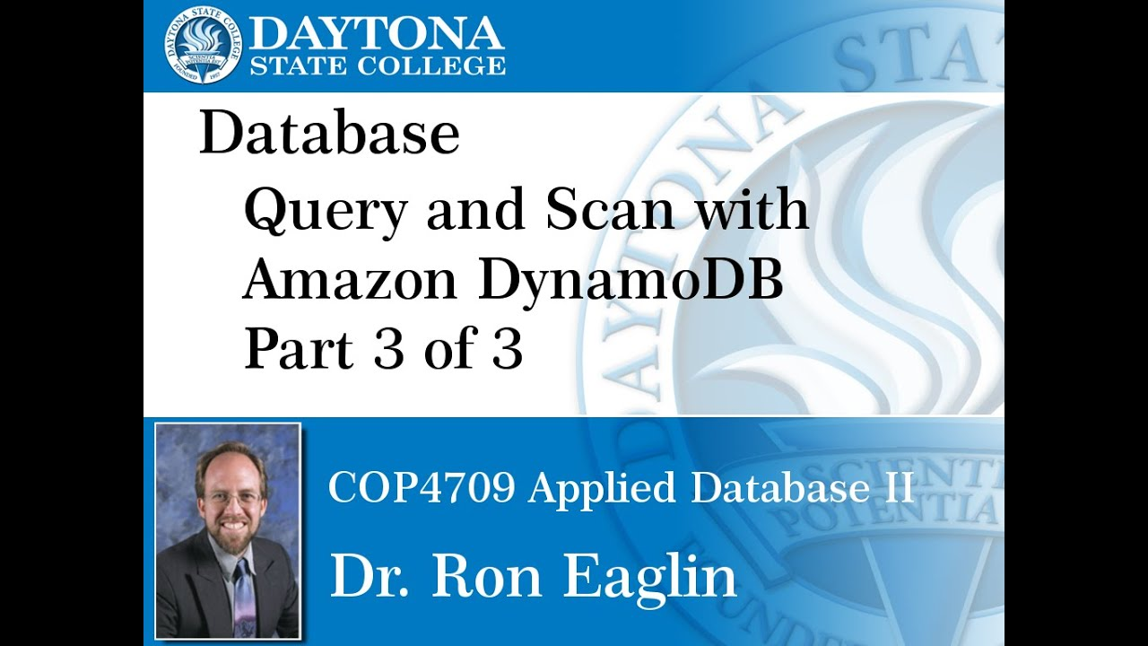 Database - AWS Part 3 - Query and Scan