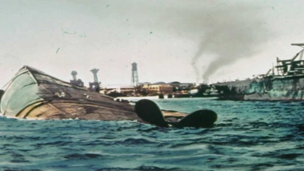 PearlHarbor75: Remembering the USS Oklahoma and the USS Utah [VIDEO