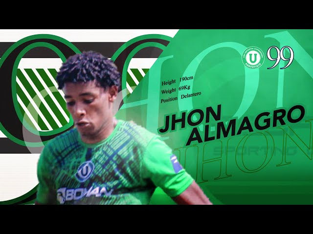 Jhon Almagro - Image Sport