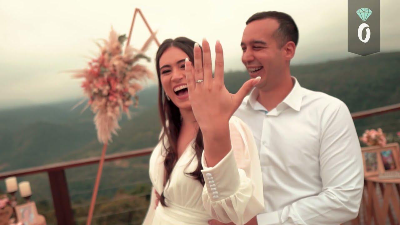 O Pedido de Casamento em Gramado