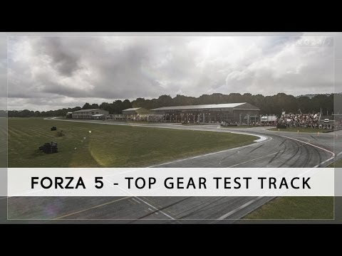 Forza 5 - Top Gear Test Track Gameplay