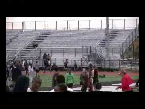 Tj and Friends 4x100 relay