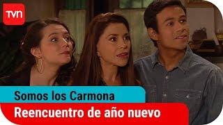 Somos Los Carmona Ep. 134: Facundo y Rosita se reencuentran en año nuevo
