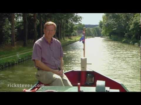 Burgundy, France: Barging In Burgundy
