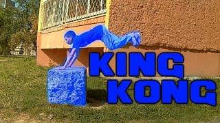 Паркур - King Kong Vault (Обучение)