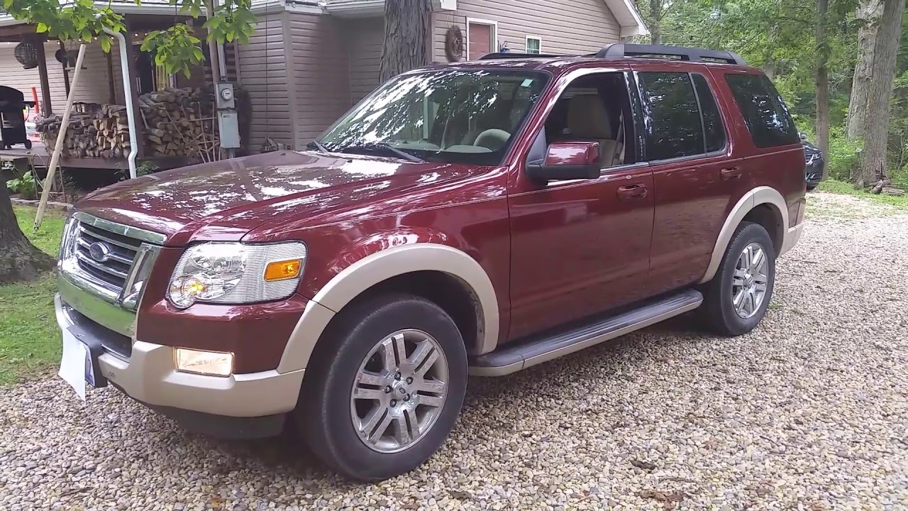 2010 Ford Explorer Ed Bauer Full Tour