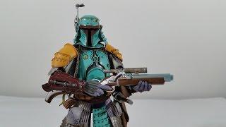 Bandai Star Wars Movie Realization Samurai Ronin Boba Fett