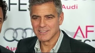 George Clooney hat sich angeblich mit Amal Alamuddin verlobt