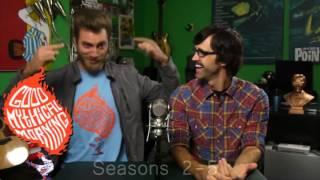 Good Mythical Morning Intros (Seasons 1-11)