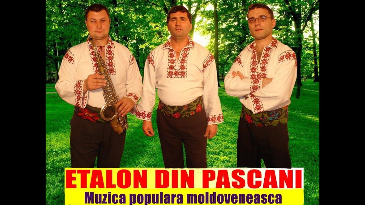 Etalon Din Pascani Muzica Moldoveneasca De Petrecere Audio Hd