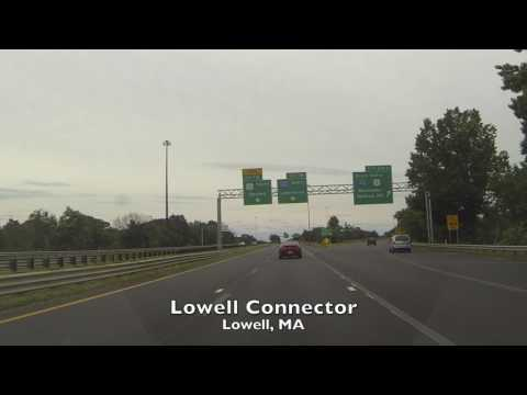 Driving on the Lowell Connector