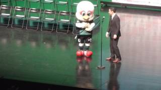 2017年1月22日(日) in まつもと市民芸術館 神田社長の挨拶と今シーズ...