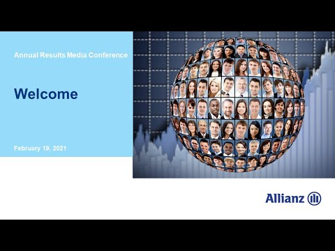 Allianz Group Annual Media Conference 2021