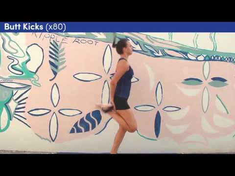 Amazing Fat Burning Workout for Busy Women by BodyBoss