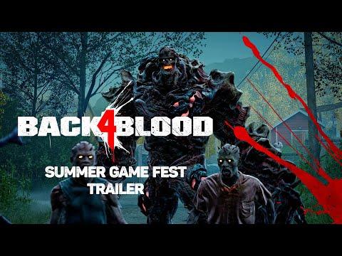 Back 4 Blood - Summer Games Fest Tráiler