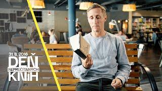 Matej Sajfa Cifra a Deň neprečítaných kníh