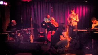 Damien Jade Cyr Quartet avec Sébastien Cloutier au clavier  RALPH