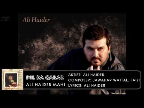 Dil Ka Qarar | Ali Haider | Mahi | Hindi Album Songs | Archies Music