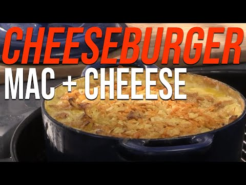 Cheeseburger Mac & Cheese