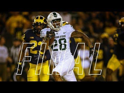 Michigan State VS. Michigan (10-7-17) FULL GAME