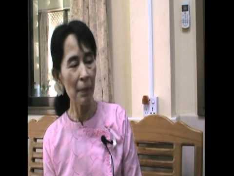 Entrevista Aung San Suu Kyi Premio Nóbel De La Paz 1991