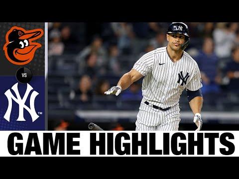 Download Orioles vs. Yankees Game Highlights (9/3/21)   MLB Highlights