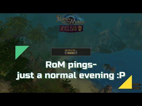 Runes Of Magic - RoM Pings
