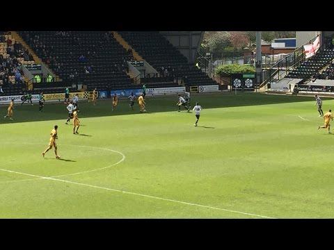 Notts county v Cambridge United 2015/16 season Fan Eye View