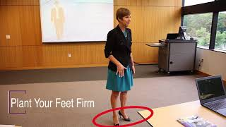 Public Speaking Tip Walk With Confidence