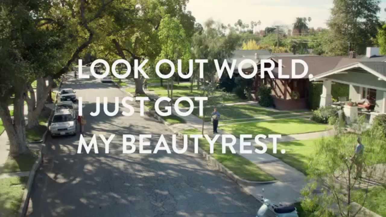 Look Out World I Just Got My Beautyrest Regis Bernard
