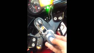 pulsar 220 with music system and auto start