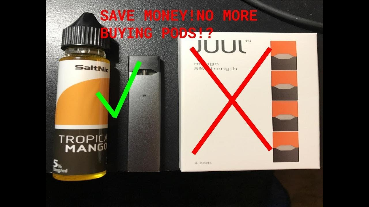 Best way to save money on JUUL pods!
