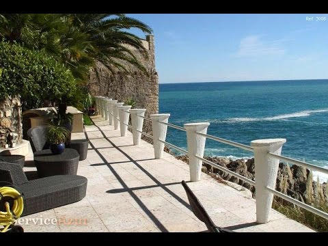 Luxury villa home for rent in Cap d'Ail Cote d'Azur