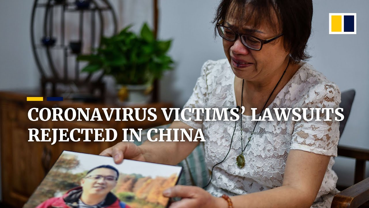 Families of coronavirus victims accuse China of blocking coronavirus lawsuits