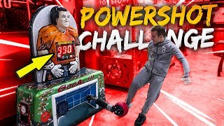 POWERSHOT FOOTBALL CHALLENGE!!! w/Fius Gamer, Ohm, Tony Tubo & T4tino23