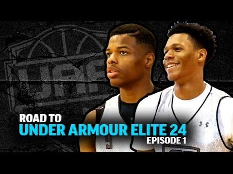 Road to Under Armour Elite 24 Ep. 1 - Dennis Smith, Josh Jackson, Trevon Duval & Terrance Ferguson