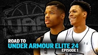 Road to Under Armour Elite 24 Ep. 1 - Dennis Smith, Josh Jackson, Trevon Duval & Terrance Ferguson