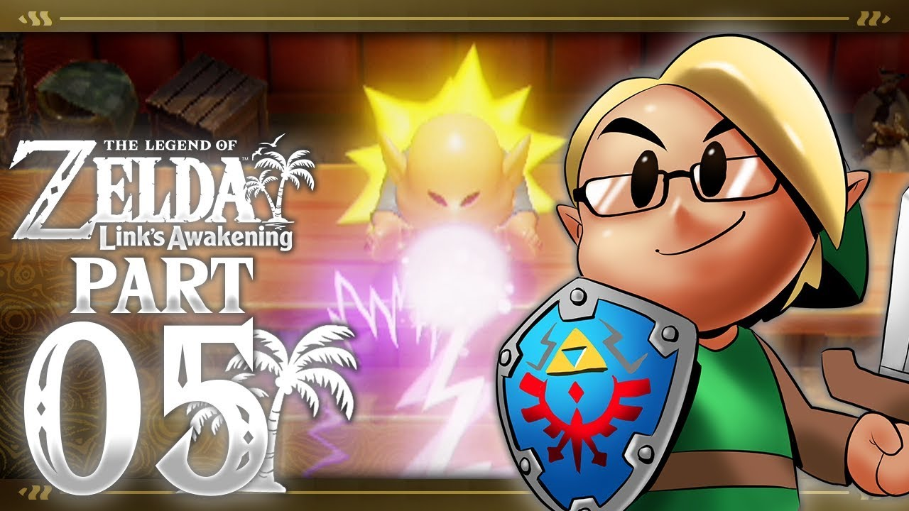 The Legend of Zelda: Link's Awakening (Nintendo Switch) Part 5 - Ukuku Prairie thumbnail