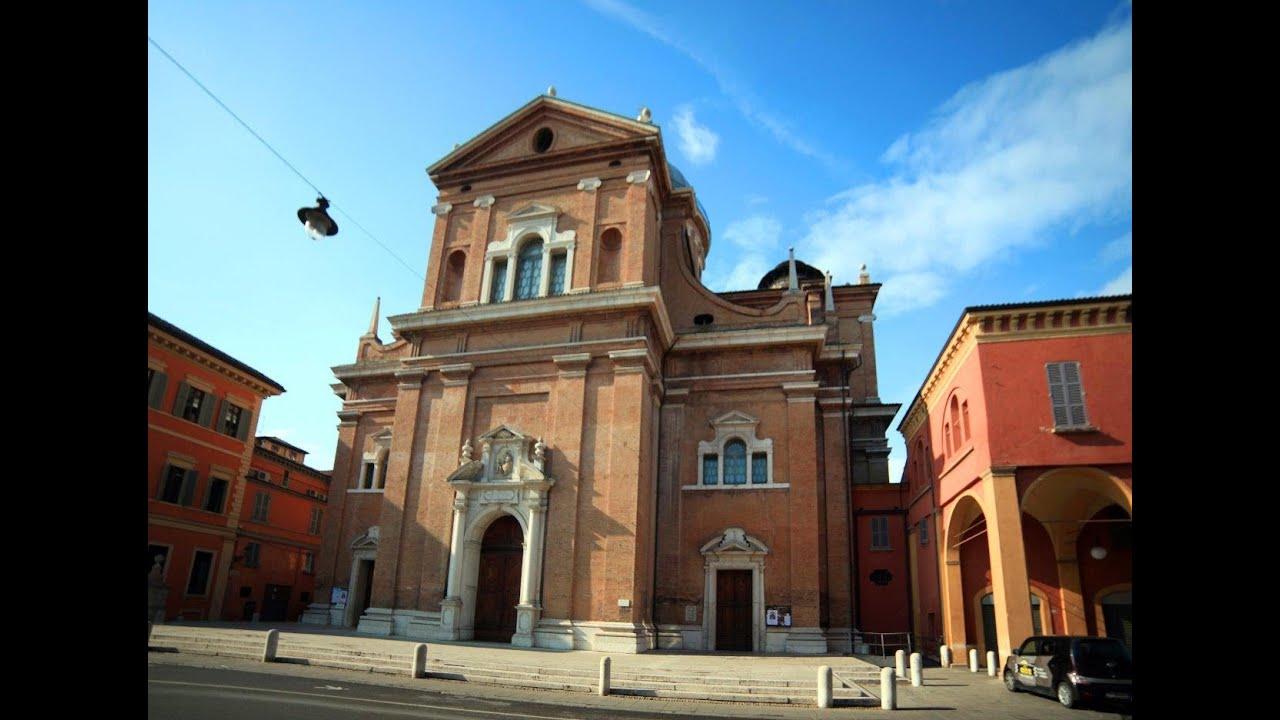 Basilica della madonna della ghiara reggio emilia youtube - Discount della piastrella reggio emilia ...