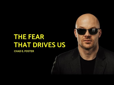 Thumbnail of video titled: The Fear that Drives Us