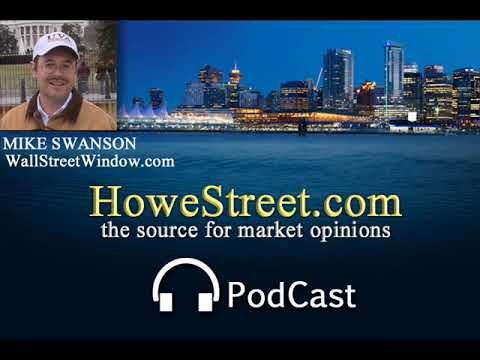 Market Bounces May Not Be Connected To Trade Wars. Mike Swanson - May 14, 2019