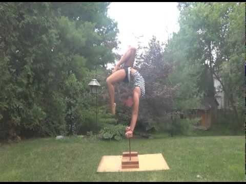 Hand Balancing - Sydney Brown