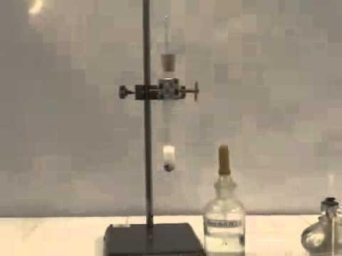 Điều chế Hidro từ Zn tác dụng với dung dịch HCl luyenhoahoc