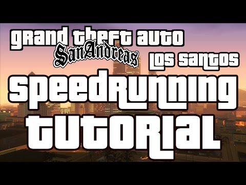 GTA San Andreas Speedrun Tutorial - Los Santos