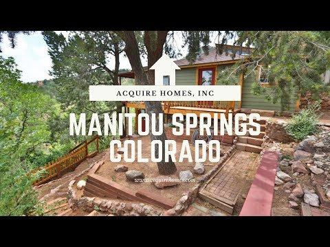 Manitou Springs Colorado Springs