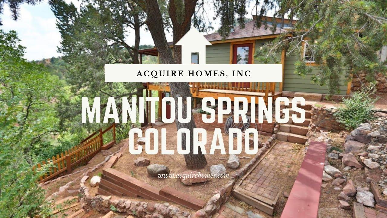Manitou Springs Colorado Springs